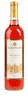 Beringer White Merlot 750ml - Case of 15